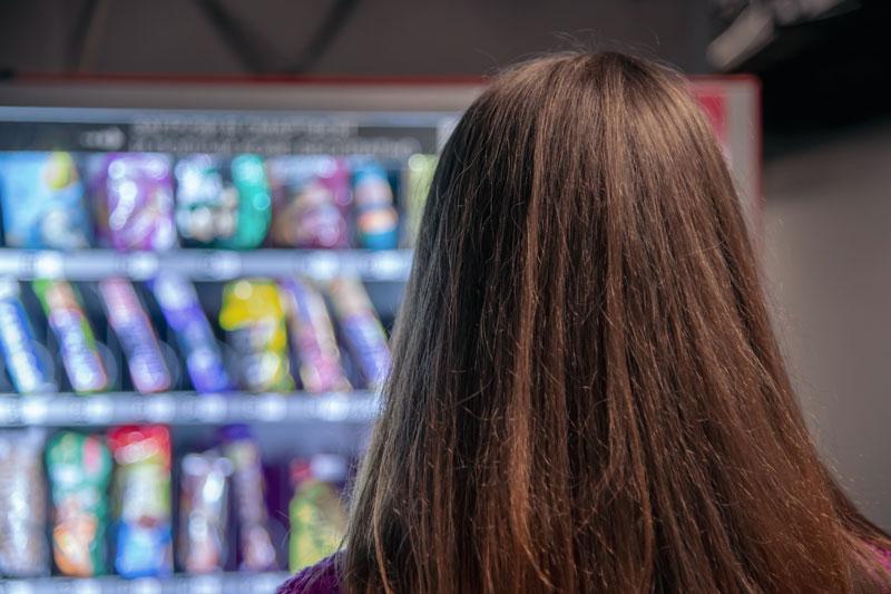 Pagamenti smart ai distributori