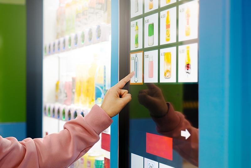 distributori automatici scuole