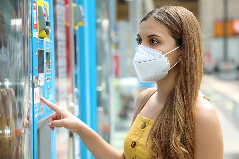 sanificazione distributori automatici